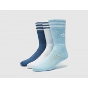 adidas Originals 3 Pack Crew Socks, blå
