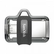SanDisk Ultra Dual Drive m3.0 128GB USB memorija SDDD3-128G-G46 SDDD3-128G-G46