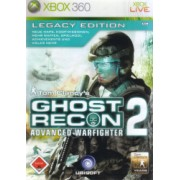 Tom Clancys Ghost Recon Advanced warfighter 2 Legacy Edition xbox 360
