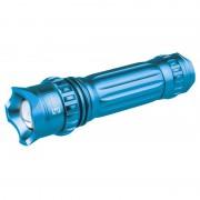 3W CREE LED svietidlo kovové s fokusom na 3xAAA