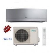Daikin Climatizzatore Mono Inverter Emura Silver Ftxg50ls-W/rxg50l Wi-Fi Inverter Pc 17000 A++