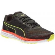 Puma Speed 500 IGNITE Running Shoes For Men(Black)
