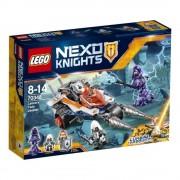 LEGO Nexo Knights, Motocicleta dubla a lui Lance 70348