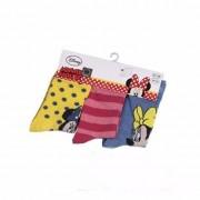 Disney Voordeelpak 3 paar meisjes sokken Disney Minnie Mouse