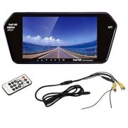 7 Inch Full HD USB LED Video Monitor Screen (works with all cars)