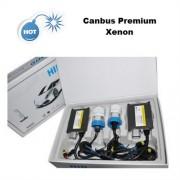 Kit instalatie xenon digital Canbus HB3 ( 9005 ) 4300 K 12V / 24V Fost Licenta Philips ( Fara Eroare ) - HID-PH139