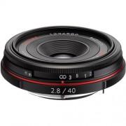 Pentax 40mm F/2.8 HD DA Limited - NERO - 2 Anni Di Garanzia