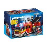 PLAYMOBIL® Brandweer pompwagen met sirene 5363