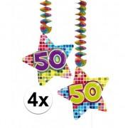 Folat Hangdecoratie 50e verjaardag