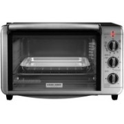Black & Decker 50-Litre 5ANPEHYKGWZB Oven Toaster Grill (OTG)(Silver)