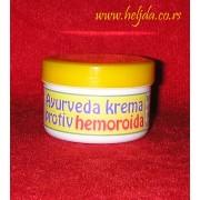 Ajurvedska krema protiv hemoroida 120ml