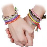 Tobar Make Your Own Friendship Bracelets Kit