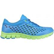 Pantofi sport Coqui Sira albastru/lime