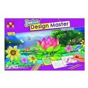 Toysbox Design Master - Junior (Flowers)