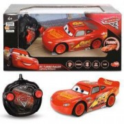 Jucarie Masina Cars Fulger Mc Queen RC Turbo Racer Fulger Lighting Mcqueen 3084003 Dickie