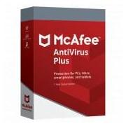 McAfee - Antivirus Plus 2019 Appareils illimités 1 an PC/Mac/Android/iOS Téléchargement
