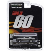 "Gone in 60 Sixty Seconds (2000) ""Eleanor"" 1967 Ford Mustang Shelby GT500 1/64 by Greenlight 44670e"