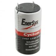 CYCLON D CELL - 2V / 2500 mAh