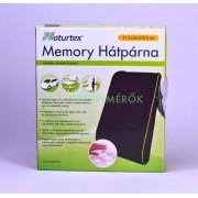 Memory tartásjavító hát párna (00018)