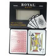 Set dublu carti Poker Royal