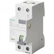 FID zaštitni prekidač 2-polni 40 A 0.1 A 230 V Siemens 5SV3414-6KL
