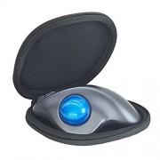 VIVENS Duro Caso Bolsa de viaje para Logitech M570 Trackball mouse inalámbrico por