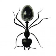 MagiDeal Early Learning Kids Science Educational Novelty Solar Powered Simulation Insect Animals Model Toy Gift Ant