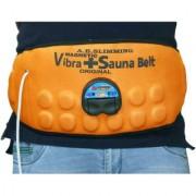 3 in 1 Slim Sauna Waist Belt Magnetic Massager Vibrate Belly Weight Fat Loss (Code - SN BT 01)