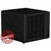 Synology NAS DS918+ (4 HDD) 8GB HU DS918p8GB