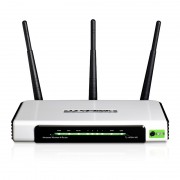 Router wireless N Gigabit Tp-Link WR941ND, 300 Mbps