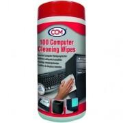CCM Servetele umede DIN PLASTIC 100 PCS