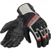 REV'IT! Motorradhandschuhe kurz REV'IT! Sand 3 Handschuh schwarz/rot 3XL rot