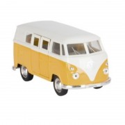 Autobuz die-cast VW T1, scara 1:37, 11.4 cm, 3 ani+