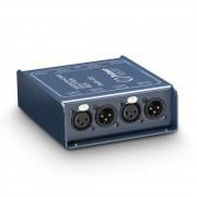 Palmer PMS 02 Micrófono Split Box 2 canales