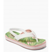 Reef Slippers Little Ahi Roze
