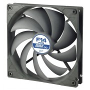 ARCTIC F14 PWM PST CO - PWM PST Case Fan for Continuous Operation