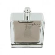 Calvin Klein Euphoria Eau De Toilette Spray (Tester) 3.4 oz / 100.55 mL Men's Fragrance 446863