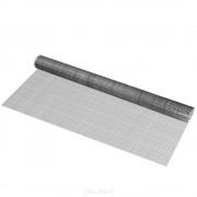 [pro.tec]® Rollo de malla de alambre (cuadrados)(1m x 5m)(galvanizado) valla de tela metálica cerca