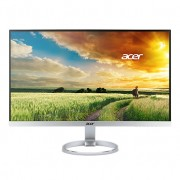 "Acer H7 H277Hsmidx 27"" Full HD IPS Black, Silver computer monitor"