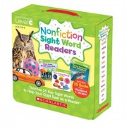 Nonfiction Sight Word Readers Parent Pack Level C: Teaches 25 Key Sight Words to Help Your Child Soar as a Reader!, Paperback