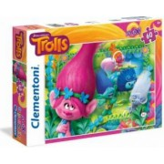 Clementoni Puzzle Trolls Maxi 60 piese