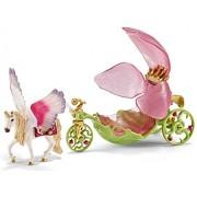 Schleich Elf Carriage Festive Play Set