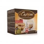Capsule Ciocolata calda caramel latte TIZIANO BONINI, compatibile NESPRESSO, 10 buc.