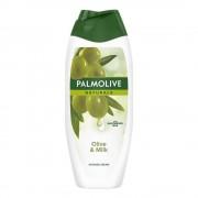 Gel de Dus PALMOLIVE Naturals Olive and Milk, 250 ml, cu Extract de Lapte si Masline, Gel de Dus Hidratant, Geluri Dus pentru Hidratare, Geluri de Dus Palmolive, Gel pentru Dus, Produse Ingrijire Corp, Produse Igiena Corp, Cosmetice pentru Corp