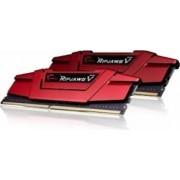 Kit Memorie G.Skill Ripjaws V Blazing Red 8GB 2x4GB DDR4 3000MHz CL15