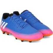 Adidas MESSI 16.3 FG Football Shoes For Men(Blue)