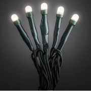 Konstsmide Micro LED lichtsnoer groen met 100 warm witte lampen