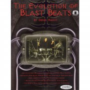 Hal Leonard The Evolution of Blast Beats Derek Roddy, Book and CD