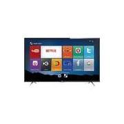 Smart TV LED 32 SEMP TCL L32S4700S HD com Conversor Dgital HDMI USB 60Hz - Preta