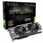 Видеокарта EVGA GeForce GTX 1070 SC GAMING ACX 3.0 8GB DVI-D HDMI DisplayPort 08G-P4-6173-KR EVGA-VC-GTX1070-SC-8GB
